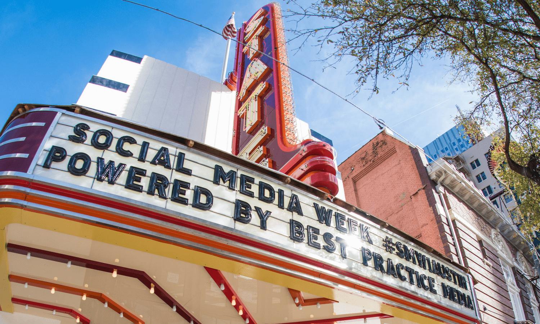 Social Media Week Austin | #SMWATX - The Stateside at the Paramount | © David Brendan Hall Photography, www.davidhallphotog.com